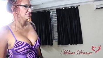 Melissa Devassa Coroa Safada Na Suruba Caseira Com Os Dotados
